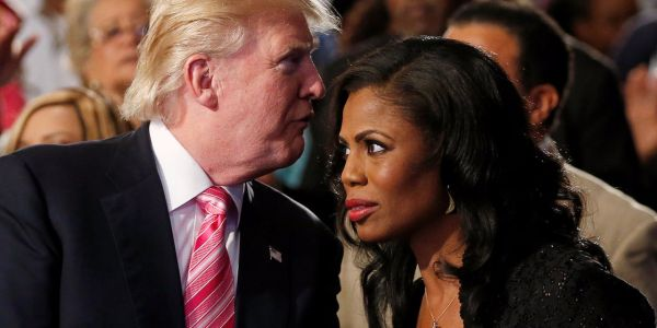 Former 'Apprentice' star Omarosa Manigault is leaving the White House