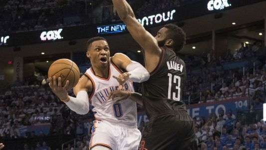 NBA players react to Rockets trading for Russell Westbrook, sending Chris Paul to Thunder