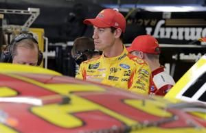 It's The Big Three and Joey Logano in NASCAR's title race
