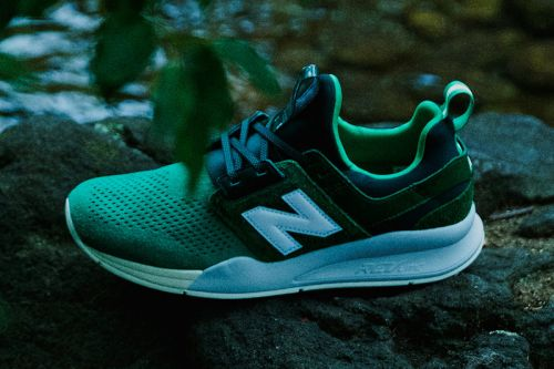 "Mita's ""Bouncing Frog"" Visits the New Balance 247v2"