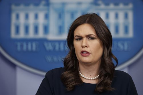 Sarah Sanders says Trump is leaving some troops in Syria to ensure peaceful withdrawal