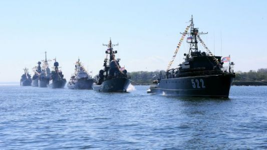 Russia Might Talk Tough But its Navy is a Shrinking Wonder