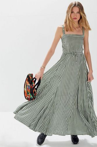 Come Spring, Gingham Dresses Are Always a Good Idea