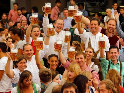 Lufthansa is tapping kegs of beer on select flights - so you can get a head start on your Oktoberfest celebrations