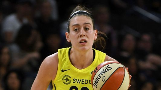 Breanna Stewart confirms torn Achilles, will miss Seattle Storm's 2019 season