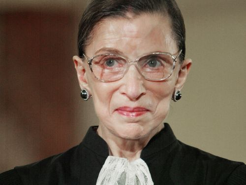 Ruth Bader Ginsburg was a trailblazer for women's rights even before she was on the Supreme Court