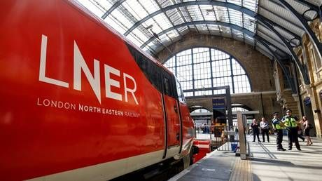 Rail service hit by 'significant disruption' in England after cracks found on high-speed trains