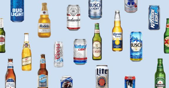 A Guide to the Calories, Carbs, and ABV in America's Best-Selling Beers