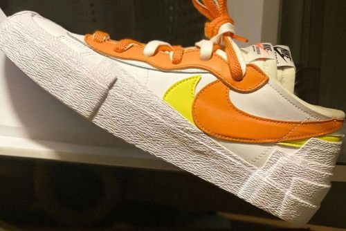 Sacai and Nike Reportedly Have
