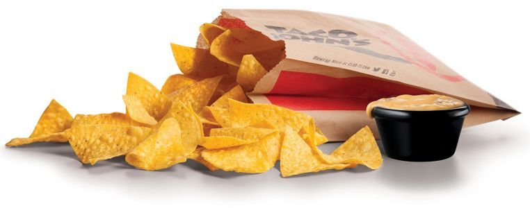 Olé National Tortilla Chip Day at Taco John's