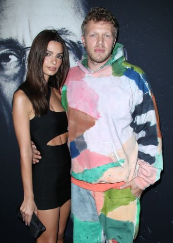 Emily Ratajkowski Pregnant, Expecting Baby No. 1 With Husband Sebastian Bear-McClard: 'Grateful'