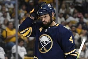 Lightning sign Bogosian after contract terminated by Sabres