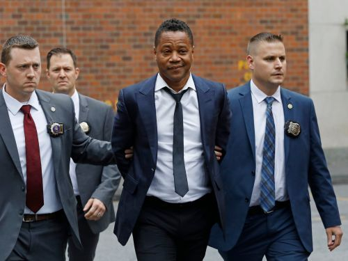 Everything you need to know about the sexual misconduct allegations against Cuba Gooding Jr