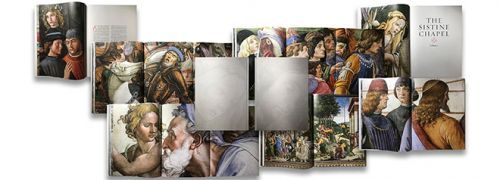 Callaway Arts & Entertainment Depict The Sistine Chapel in It's Most Awe-Inspiring Light