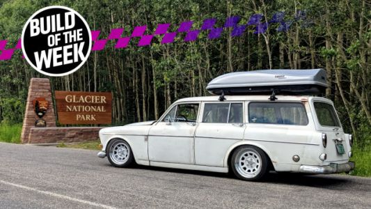 The Best Thing to Do With Your Freshly Engine Swapped 1966 Volvo Is Drive Across the Country