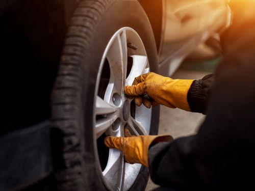This little-known Amazon service lets you get new tires installed on your car without leaving your home - here's how it works