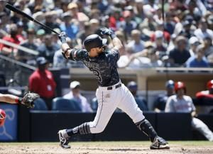 Hedges, Padres beat Reds 4-3 to end 6-game losing streak