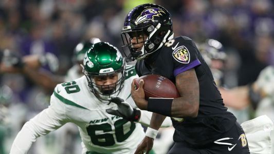 Lamar Jackson's latest MVP performance boosts Ravens' Super Bowl 54 odds