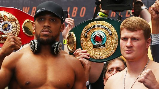 Joshua vs. Povetkin: SN staff predictions