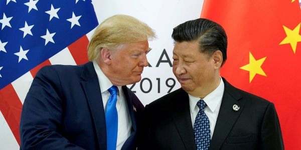 China's economy grew at the slowest pace in nearly 30 years as Trump's trade war bites
