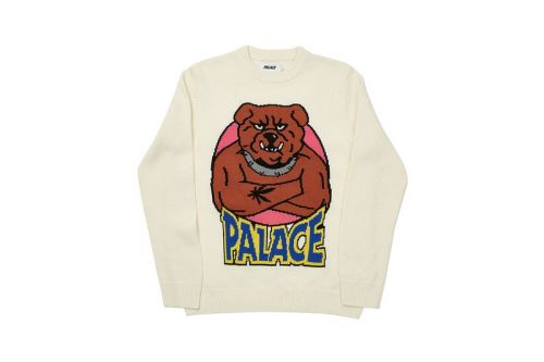 Palace Brings Bulldogs and Paired-Back Graphics for Second Winter 2020 Drop