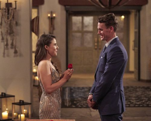Bachelorette's Katie Thurston 'Likes' Comment Shading Producers Over Mike Planeta's Edit