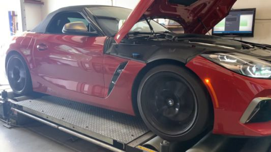 Dyno Test Reveals the 2020 BMW Z4 Has a Lot More Torque Than BMW Claims