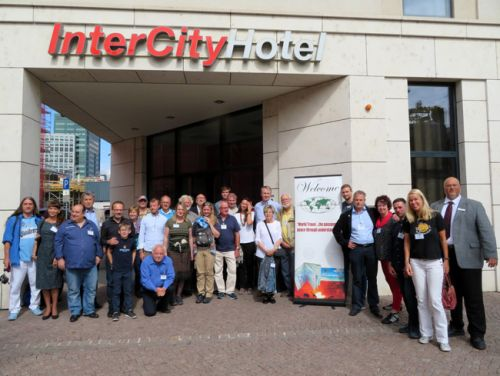 Report From the 2018 Germany Chapter Meeting in Leipzig