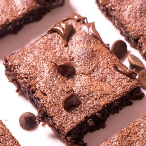 One Bowl Fudgy Brownies With Cocoa