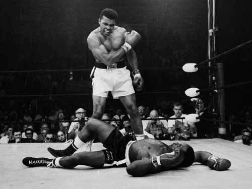 Ali's iconic photograph celebrates 54th anniversary