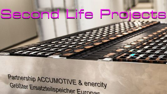 Why Second Life Battery Projects Are So Important For Everyone