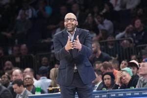 AP source: Knicks fire coach David Fizdale