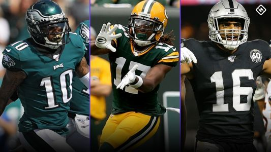 Fantasy Injury Updates: DeSean Jackson, Davante Adams, Tyrell Williams, more affect Week 7 WR rankings
