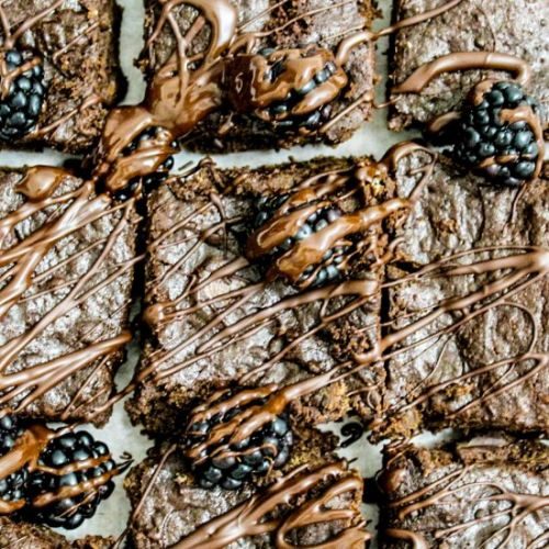 Perfect Reduced-Guilt Brownies