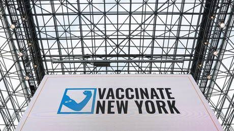 'Reached the limits' of voluntary system: New York mayor de Blasio urges businesses to force vaccines on employees
