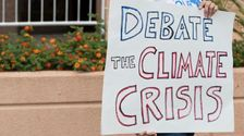 Voters Overwhelmingly Support Democrats Hosting A Climate Debate, Poll Finds