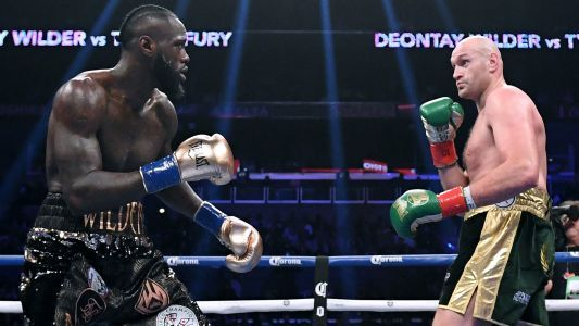 Tyson Fury's comeback is one for the ages
