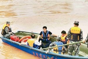 High-level team arrives to help disaster relief in Henan