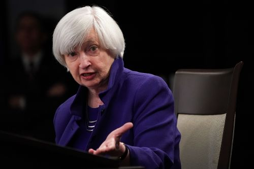 "Former Federal Reserve Chair Janet Yellen calls U.S. economic downturn a ""devastating hit"""