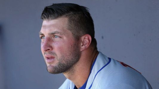 Tim Tebow placed on DL by Binghamton with hand injury