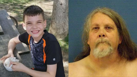 Prosecutors: Boy killed when he was pinned by 400-pound step-grandfather