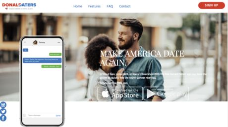 New dating app for Trump supporters exposes users' data on launch day