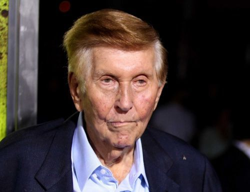 Sumner Redstone, billionaire media mogul, dead at 97