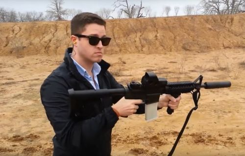 3D gun advocate Cody Wilson accused of sex with minor is jailed in Texas after police say he fled to Taiwan