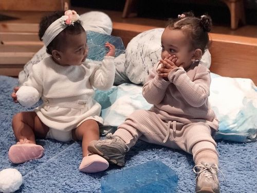 True Thompson Watching Her Cousin Chicago West on 'KUWTK' Is the Purest Thing Ever: 'It's Chi-Chi'