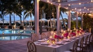 Gather at Brickell's Finest Hotel for Your Next Notable Function at Four Seasons Miami