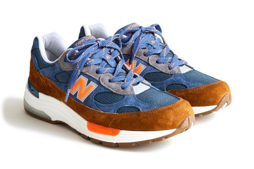 J. Crew's Latest New Balance 992 Collaboration is Inspired by New York