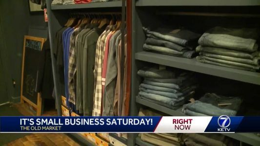 Benson, the Old Market and Blackstone are one-stop shops for 'Small Business Saturday'