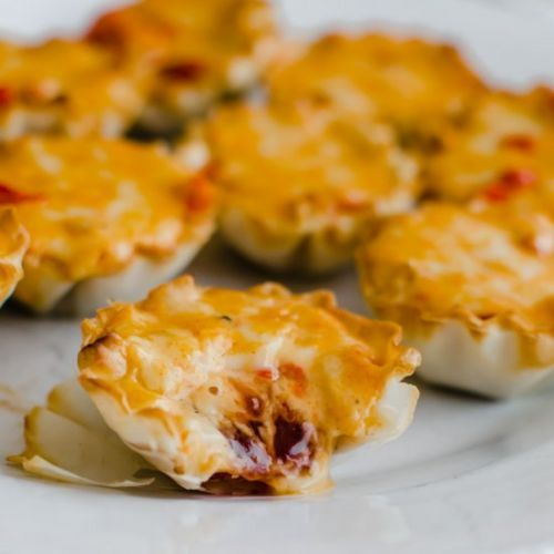 Pimento Cheese Tartlets
