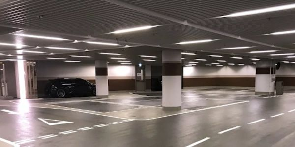The buyers of the record-shattering $760,000 parking space in Hong Kong have been identified